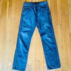 Men's Calvin Klein Jeans Relaxed Straight 30 x 32